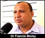 Dr. Francis Morey