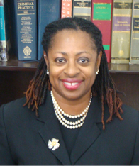 Ann-Marie Smith, Chief Magistrate of Belize