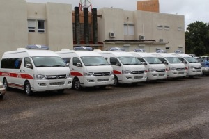 ambulances MOH memo 3